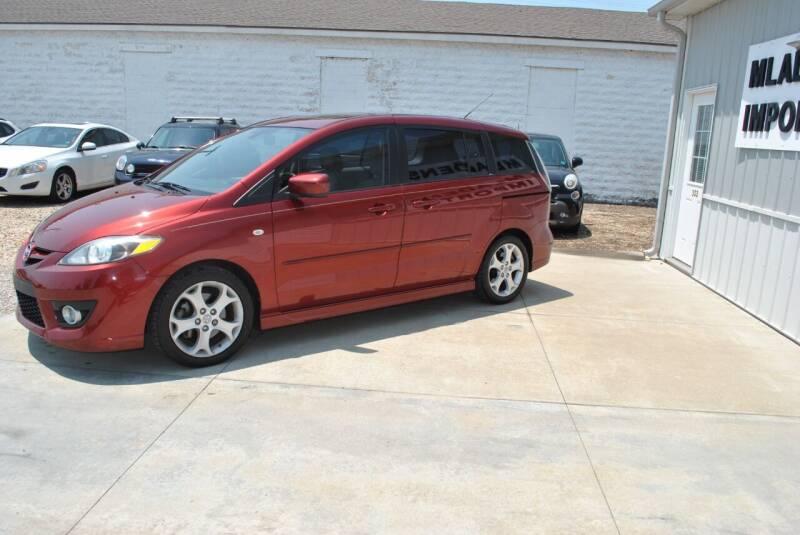 2008 Mazda MAZDA5 for sale at Mladens Imports in Perry KS