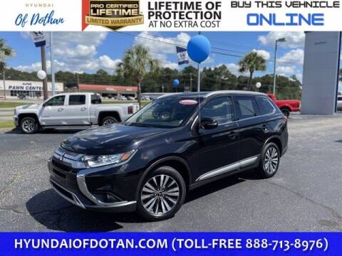 2020 Mitsubishi Outlander for sale at Mike Schmitz Automotive Group in Dothan AL