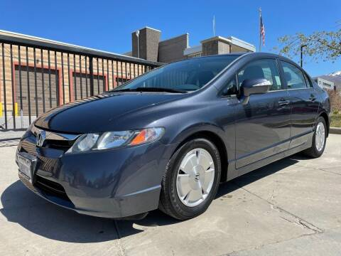 2006 Honda Civic for sale at A.I. Monroe Auto Sales in Bountiful UT