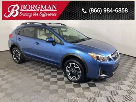 2016 Subaru Crosstrek for sale at BORGMAN OF HOLLAND LLC in Holland MI
