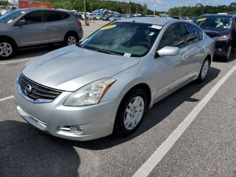 2012 Nissan Altima for sale at D & R Auto Brokers in Ridgeland SC