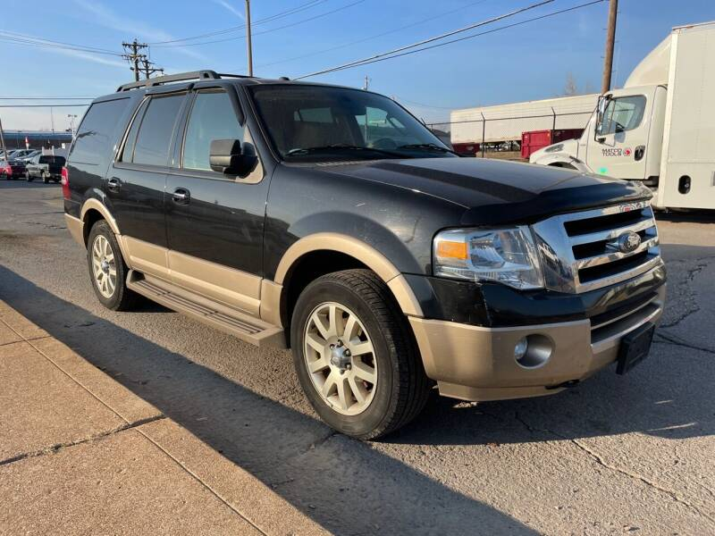 2011 Ford Expedition for sale at COLT MOTORS in Saint Louis MO