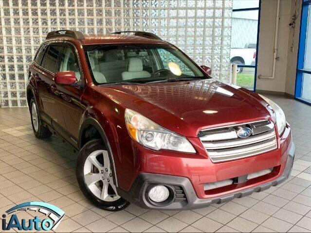 2013 Subaru Outback for sale at iAuto in Cincinnati OH