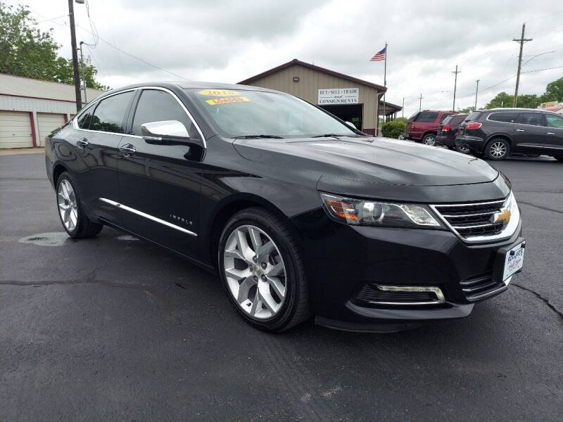 2018 Chevrolet Impala for sale at Holland's Auto Sales in Harrisonville MO