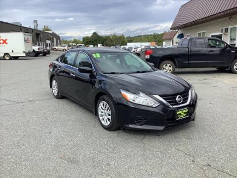 2018 Nissan Altima for sale at SHAKER VALLEY AUTO SALES in Enfield NH