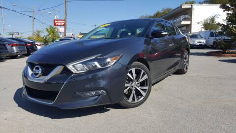 2017 Nissan Maxima for sale at A & A IMPORTS OF TN in Madison TN