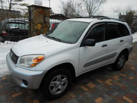 2005 Toyota RAV4 for sale at Precision Auto Sales of New York in Farmingdale NY