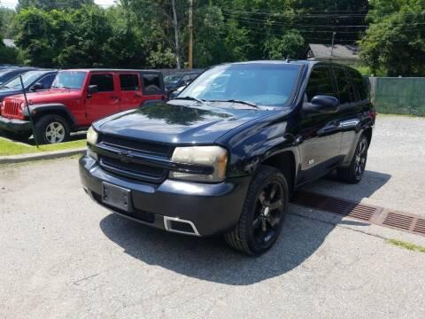 2006 Chevrolet TrailBlazer for sale at AMA Auto Sales LLC in Ringwood NJ