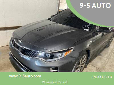 2017 Kia Optima for sale at 9-5 AUTO in Topeka KS