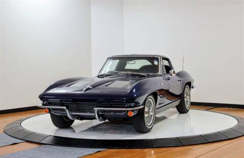 1963 Chevrolet Corvette for sale at Mershon's World Of Cars Inc in Springfield OH