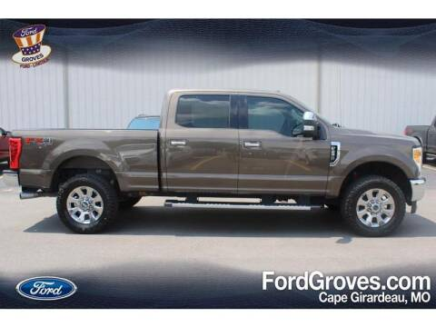 2017 Ford F-250 Super Duty for sale at JACKSON FORD GROVES in Jackson MO