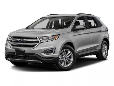 2017 Ford Edge for sale at Hawk Ford of St. Charles in St Charles IL