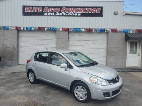 2012 Nissan Versa for sale at Elite Auto Connection in Conover NC
