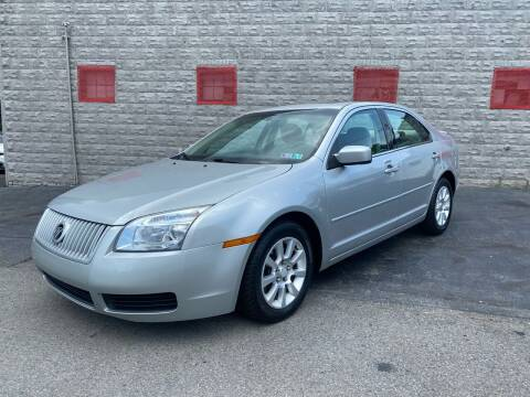 2009 Mercury Milan for sale at Car Man Auto in Old Forge PA