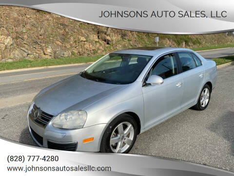 2008 Volkswagen Jetta for sale at Johnsons Auto Sales, LLC in Marshall NC