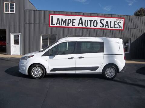 2014 Ford Transit Connect Cargo for sale at Lampe Auto Sales in Merrill IA