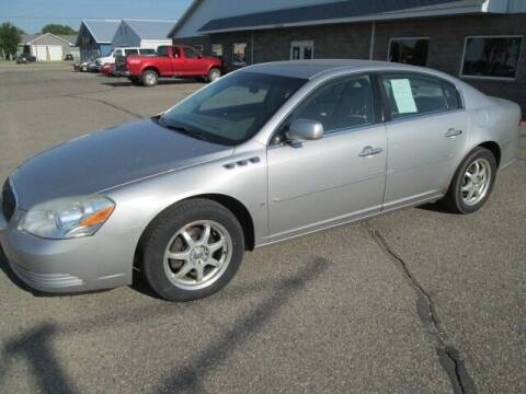 2006 Buick Lucerne for sale at SWENSON MOTORS in Gaylord MN
