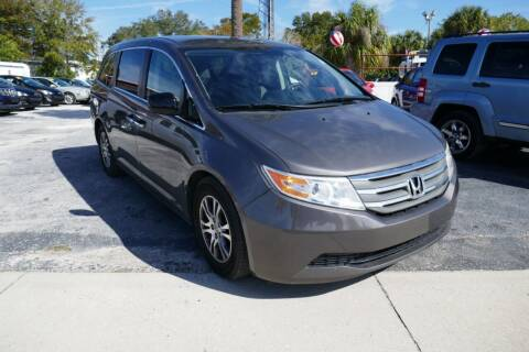 2012 Honda Odyssey for sale at J Linn Motors in Clearwater FL