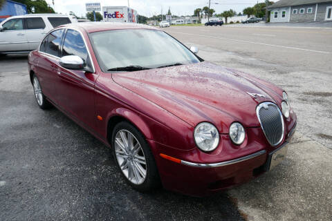 2008 Jaguar S-Type for sale at J Linn Motors in Clearwater FL
