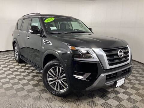 2021 Nissan Armada for sale at Virtue Motors in Darlington WI
