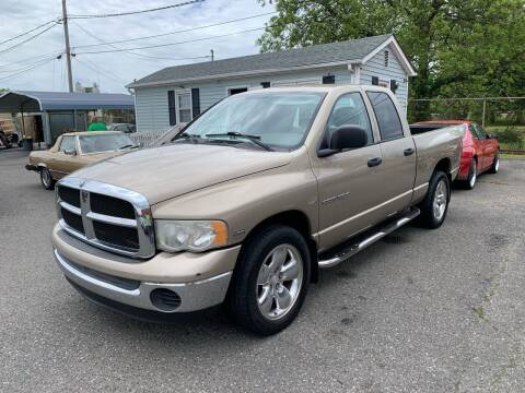 2004 Dodge Ram Pickup 1500 for sale at LINDER'S AUTO SALES in Gastonia NC