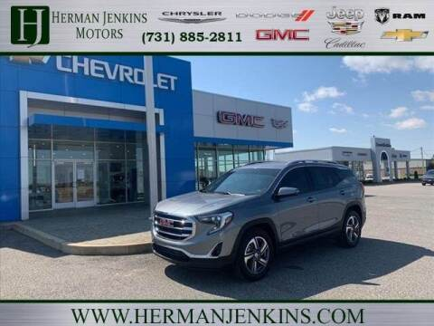 2019 GMC Terrain for sale at Herman Jenkins Used Cars in Union City TN