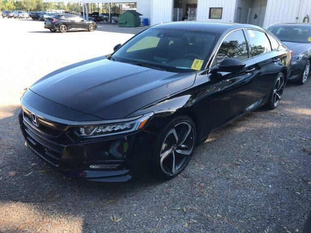 2020 Honda Accord for sale at Adams Auto Group Inc. in Charlotte NC