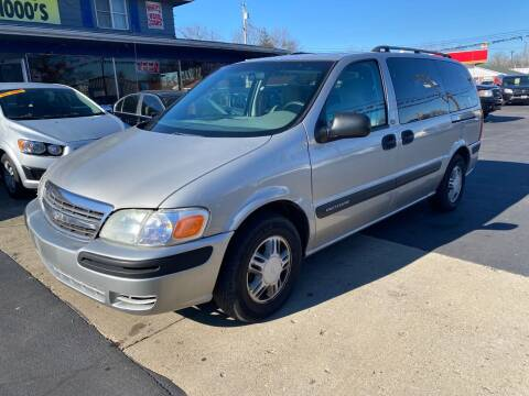 2004 Chevrolet Venture for sale at Wise Investments Auto Sales in Sellersburg IN