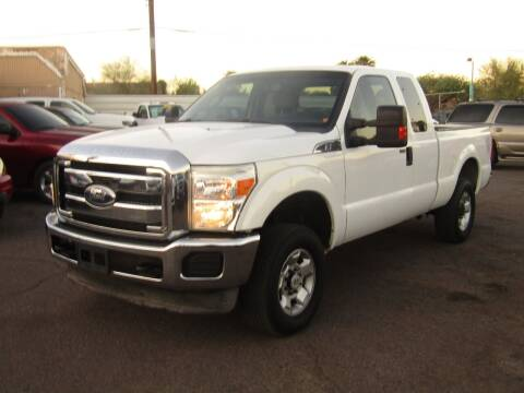 2011 Ford F-250 Super Duty for sale at More Info Skyline Auto Sales in Phoenix AZ