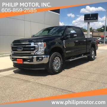 2021 Ford F-350 Super Duty for sale at Philip Motor Inc in Philip SD