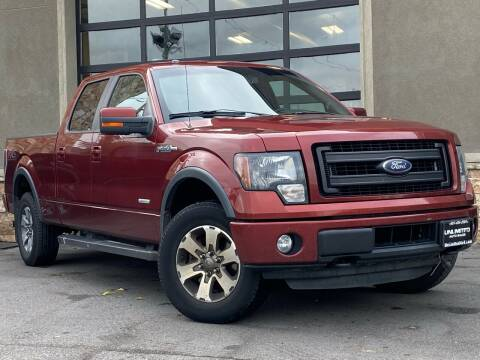2014 Ford F-150 for sale at Unlimited Auto Sales in Salt Lake City UT