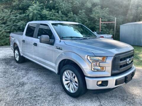 2016 Ford F-150 for sale at McAdenville Motors in Gastonia NC