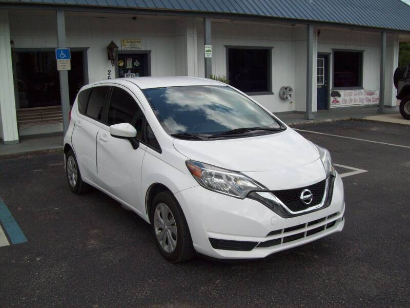 2017 Nissan Versa Note for sale at LONGSTREET AUTO in Saint Augustine FL