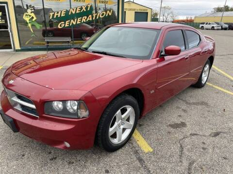 2010 Dodge Charger for sale at RPM AUTO SALES in Lansing MI