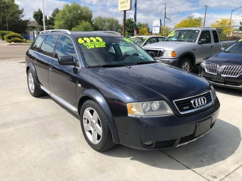 2003 Audi Allroad for sale at Best Buy Auto in Boise ID