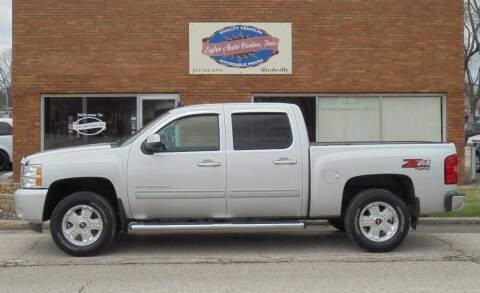 2012 Chevrolet Silverado 1500 for sale at Eyler Auto Center Inc. in Rushville IL