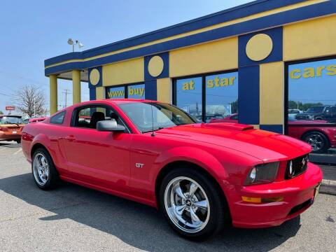 2007 Ford Mustang for sale at Star Cars Inc in Fredericksburg VA