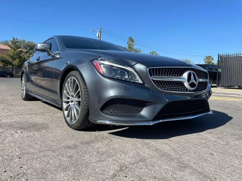 2015 Mercedes-Benz CLS for sale at Boktor Motors in Las Vegas NV