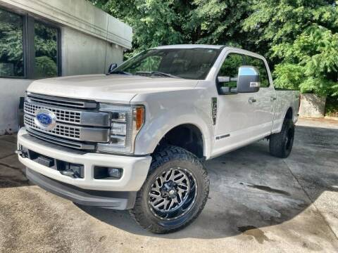 2019 Ford F-250 Super Duty for sale at McAdenville Motors in Gastonia NC