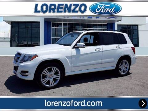 2014 Mercedes-Benz GLK for sale at Lorenzo Ford in Homestead FL