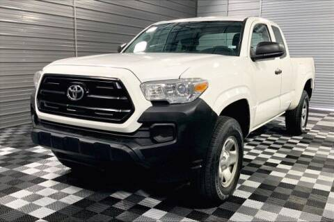2016 Toyota Tacoma for sale at TRUST AUTO in Sykesville MD