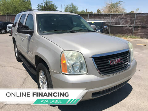 2007 GMC Yukon for sale at Rock Star Auto Sales in Las Vegas NV