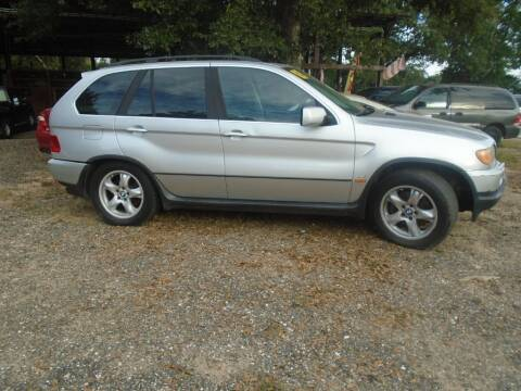 2003 BMW X5 for sale at Alabama Auto Sales in Semmes AL