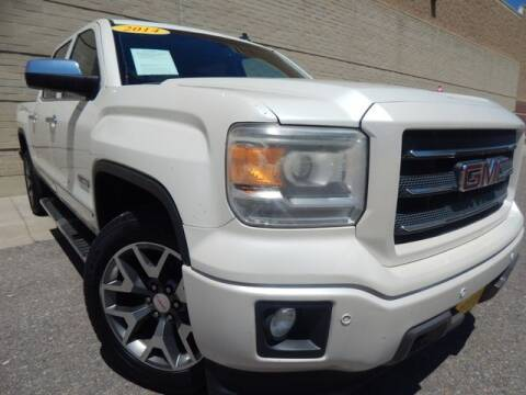 2014 GMC Sierra 1500 for sale at Altitude Auto Sales in Denver CO