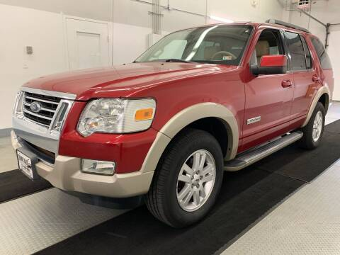 2008 Ford Explorer for sale at TOWNE AUTO BROKERS in Virginia Beach VA