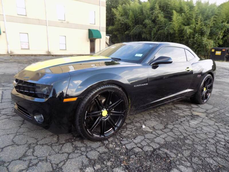 2012 Chevrolet Camaro for sale at S.S. Motors LLC in Dallas GA