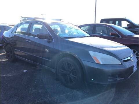 2006 Honda Accord for sale at Moses Lake Family Auto Center in Moses Lake WA