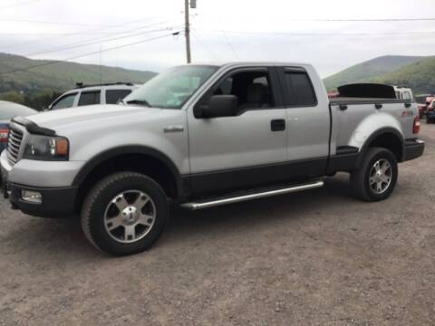 2005 Ford F-150 for sale at Troys Auto Sales in Dornsife PA