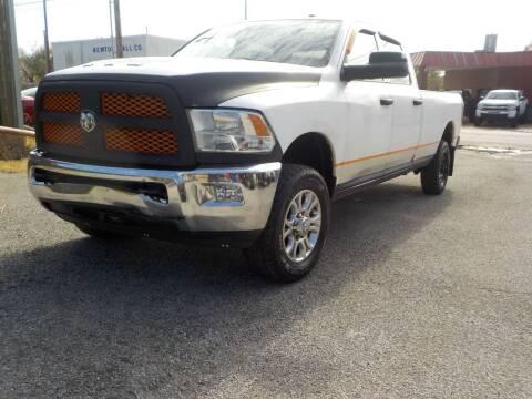 2015 RAM Ram Pickup 2500 for sale at Empire Auto Remarketing in Shawnee OK