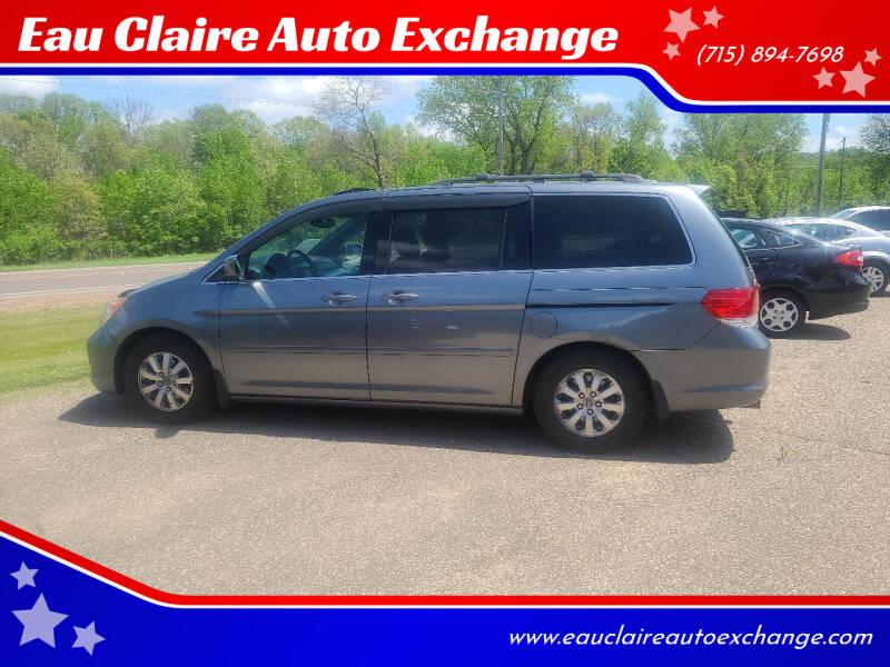 2009 Honda Odyssey for sale at Eau Claire Auto Exchange in Elk Mound WI